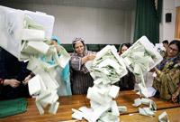 巴基斯坦国民议会选举开始计票