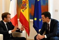 西法领导人会晤讨论应对欧美贸易争端