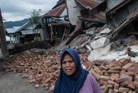 探访印尼龙目岛地震灾区