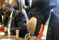 南苏丹冲突双方签署和平协议