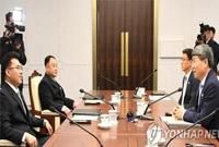 韩朝合查金刚山地区病虫害灾情 韩考察团8日赴朝