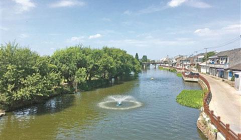 到2022年宁波将建成美丽河湖50条