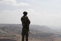 叙政府军在耶尔穆克谷地地区布防