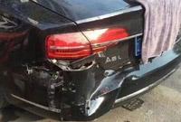 驴被狗追咬撞损奥迪 警方:狗主人和车主达赔偿协议