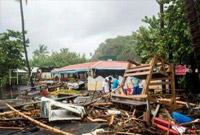 美国捐赠波多黎各飓风赈灾物资发放不到位 弃置一年成垃圾