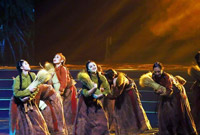 音乐舞蹈艺术家赴西藏采风创作成果汇演在拉萨举行