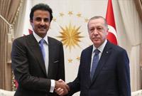 卡塔尔承诺向土耳其投资150亿美元