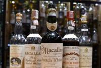 限量版威士忌将在苏格兰拍卖 估价近百万英镑