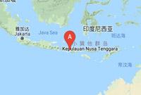 印尼龙目岛发生6.9级地震,震源深度20千米