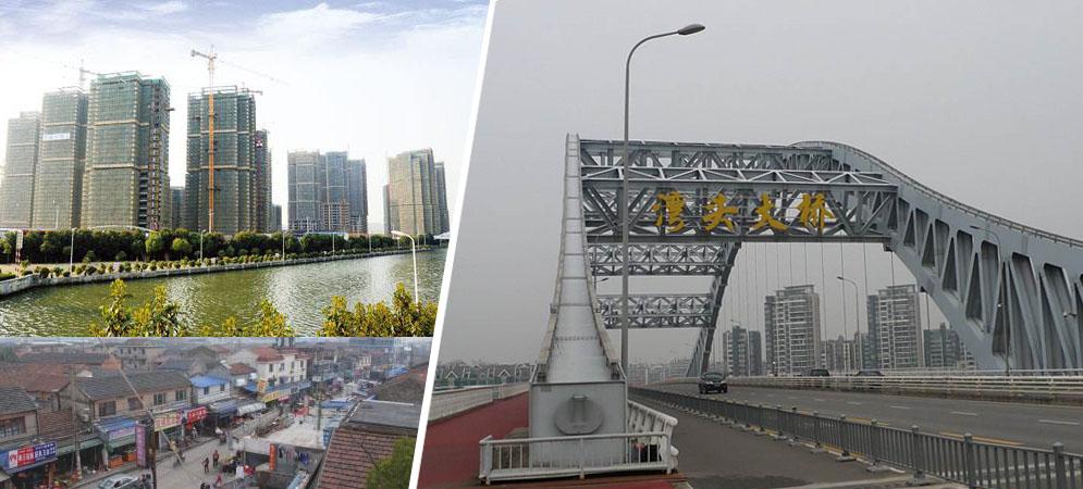 湾头:见证宁波城市化进程