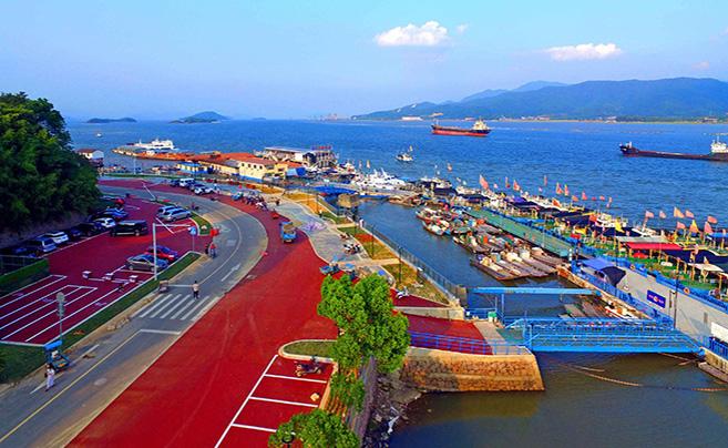 宁海:半岛小镇 滨海风情