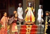 小学生话剧团亮相国际儿童青少年戏剧协会艺术大会