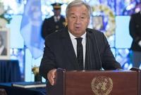 联合国总部举行仪式悼念前秘书长安南