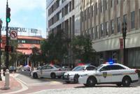 美国杰克逊维尔市中心发生枪击案 11人遭枪击4人死亡