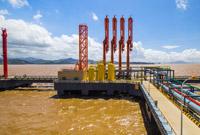 舟山又一45万吨级大码头将投用