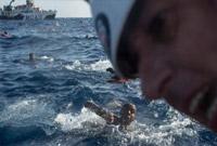 """欧盟防长会拉开帷幕 意大利再度要求""""分流""""难民"""
