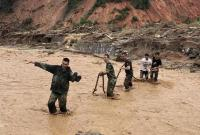 云南麻栗坡县发生洪涝灾害致5人死亡