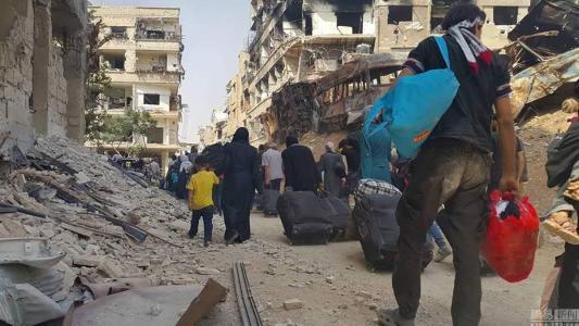 西方制裁掣肘叙利亚战后重建 吓退外国投资者