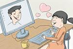 网恋8年的男友竟是同住5年的女室友