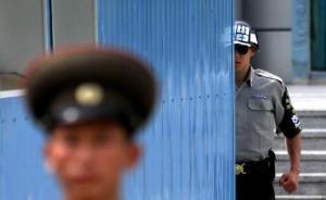 朝韩今举行军事工作会谈 将就签署军事协议交换意见