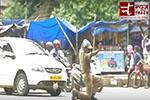 """边""""跳舞""""边指挥交通?印度交警独特创意走红"""