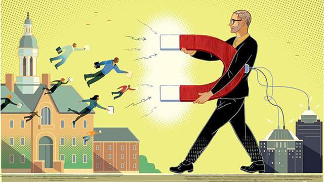 高洽会迎来第二十个年头 众国企名企事业单位推出万余岗位