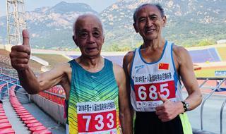 每月跑250公里!年轻人,宁波72岁老将有话对你说