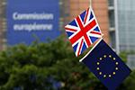"""英国""""脱欧""""谈判有转机 容克改口说能谈妥"""