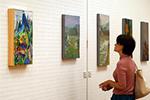 现代中国艺术展在东京开幕