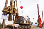 江苏南沿江城际铁路开工建设