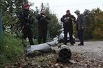 乌克兰北部军火库爆炸未造成人员伤亡