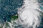 """4级飓风""""迈克尔""""登陆美国佛罗里达 已现""""可致命""""风暴潮"""