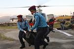 9名登山者死于道拉吉利峰南坡雪崩