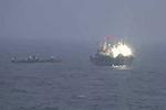 中韩渔船在济州海域相撞:中方船员被紧急转移 船长腹部受伤