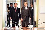 韩朝商定铁路、公路对接工程开工日期