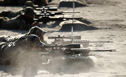 21国百余狙击精英同场竞技