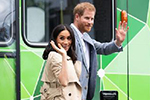 英国哈里王子夫妇访问墨尔本