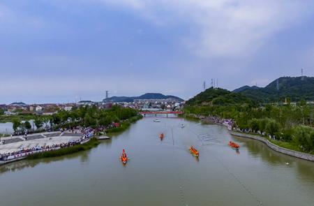 北仑小浃江:打造人水共生美景