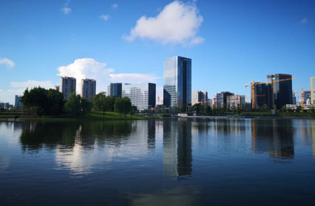 高新区大东江:串起三座公园