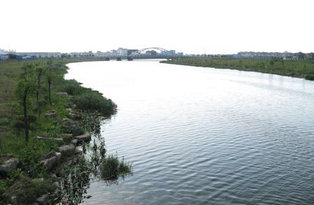 慈溪潮塘横江:润泽中心城区的生
