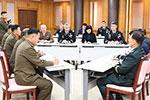 """朝韩和""""联合国军司令部""""召开第二次会议"""