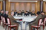 韩国防部:韩朝拟撤出板门店共同警备区内哨所和武器装备