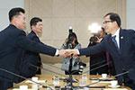 韩朝商定继续开展山林事务合作