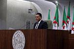 阿尔及利亚国民议会选出新议长