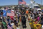 特朗普增兵对阵非法移民 规模相当于驻阿富汗美军