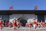 陕西延安南泥湾机场正式通航
