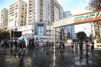 阿富汗首都喀布尔发生爆炸袭击致多人死伤