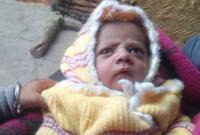 唏嘘!印度一新生儿被猴子从家中抓走杀死