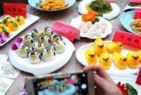 英国中年人喜欢拍食物照 中餐受欢迎程度排第二