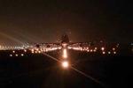 莫斯科机场一航班在起飞时起落架撞到人 1人死亡